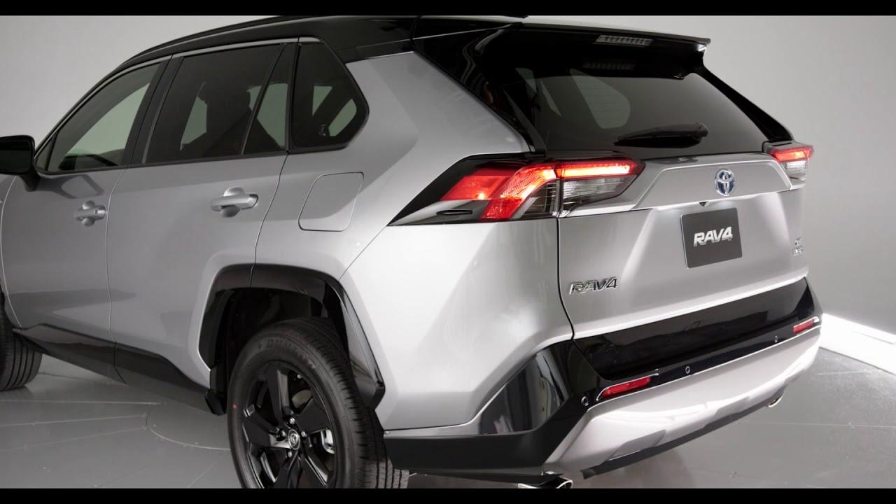 2019 全新世代Toyota RAV4 XSE Hybrid - YouTube