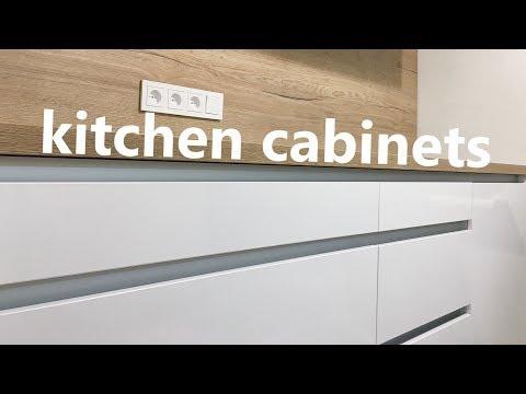 Diy Frameless Kitchen Cabinets