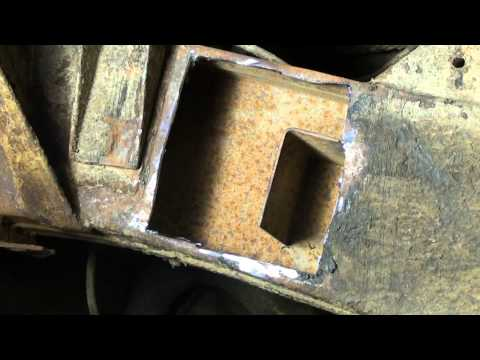 Range Rover Classic Land Rover Chassis Welding #1