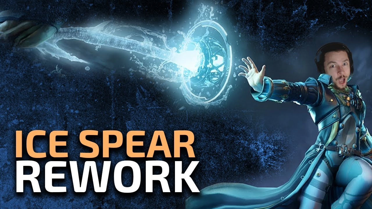 Path of Exile 3 5 - Ice Spear Rework - Quick thoughts
