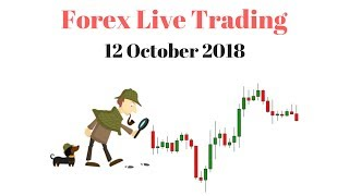 Forex Live Trading with Real Money - Episode 3 - $1,028