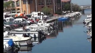 Martigues la  Venise provençale (Bouches-du-Rhône)