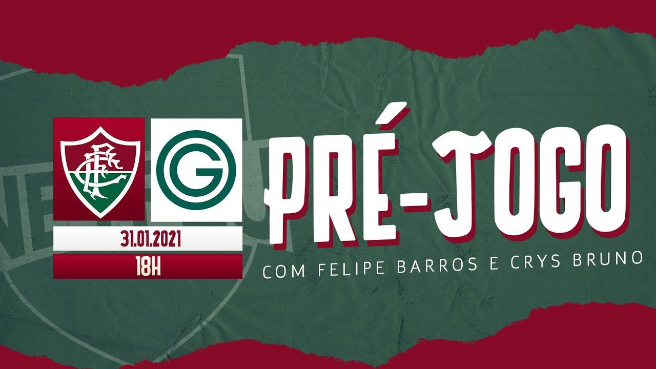 Pre Jogo Fluminense X Goias Ao Vivo Youtube