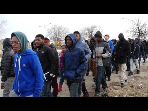 St. Frances Academy: Marching for Selma