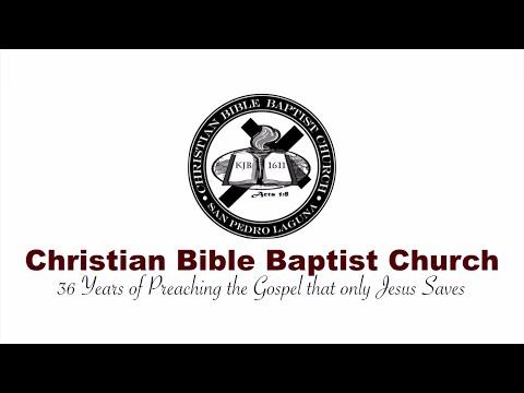 Christian Bible Baptist Church 2015