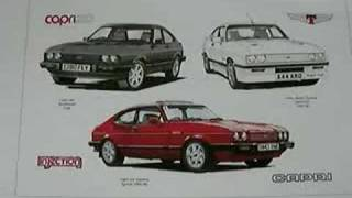 Ford Capri Mk3 2.8 Injection Special Martin Tickford 2.8T