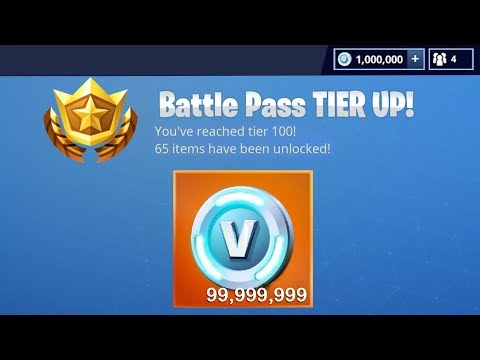 season 8 free v bucks glitch