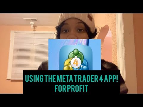 How to Use METATRADER 4 to Make Money!