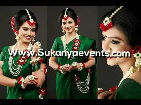 Fresh Flower Jewellery In Pune Youtube
