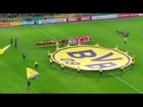 Borussia Dortmund gegen 1.FC Union Berlin  - - - Highlights - - -    DFB Pokalspiel  26.10.2016