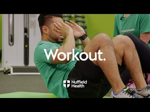 Strong To The Core Workout | Nuffield Health