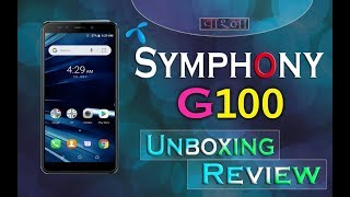 Symphony G100 Unboxing & Review In Bangla || Kawsar Technology