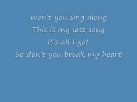 Buciu de Culu Film: Poison - The Last Song (lyrics)