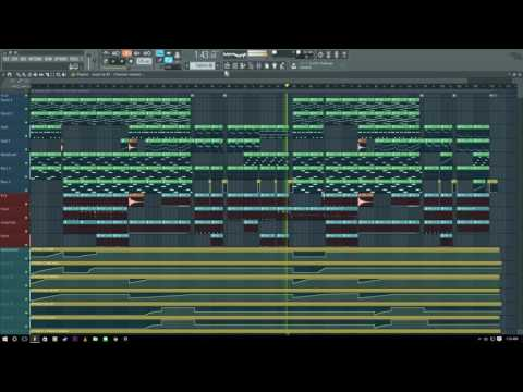 Till It Hurts - Yellow Claw ft. Ayden (FL Studio Remake)