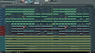 Till It Hurts - Yellow Claw ft. Ayden (FL Studio Remake)