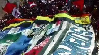 La BAnda N1 Huracan Las Heras Argentina Trapos Robados