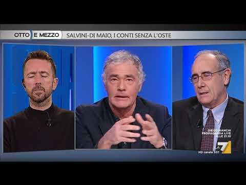 Otto e mezzo - Salvini - Di Maio, i conti senza l'oste (Puntata 09/03/2018)