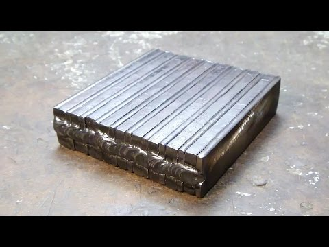 Molecular programming of steel blade