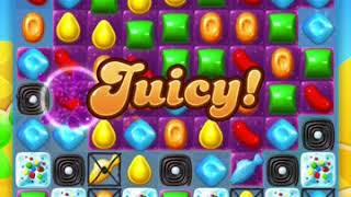 Candy Crush Soda Level 1377 with boosters