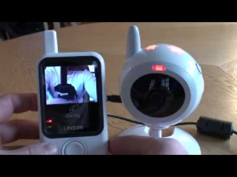 Lindam Clarity Vs Safety 1st Video Baby Monitors Incl Nscessity