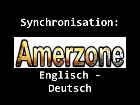 Synchronisation/Übersetzung von Amerzone - Englisch/Deutsch