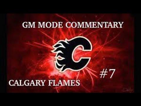 "NHL 15 GM Mode | Calgary Flames ep. 7 ""Draft and Free Agency"""