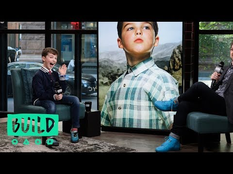 """From The CBS Comedy, """"Young Sheldon,"""" To HBO's Hit Drama, """"Big Little Lies,"""" Iain Armitage Talks All"""