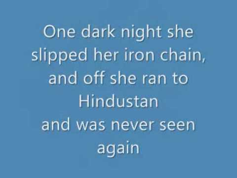 Nellie The Elephant With Lyrics