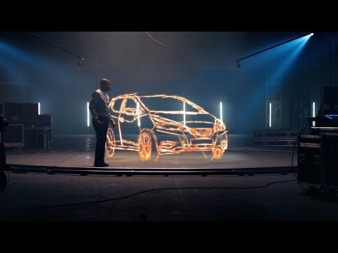 The all-new Nissan Micra: Drawn at First Sight (full)