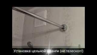 Ремонт квартиры в Зеленограде: монтаж панелей ПВХ на стены без обрешотки(, 2013-06-20T11:59:37.000Z)