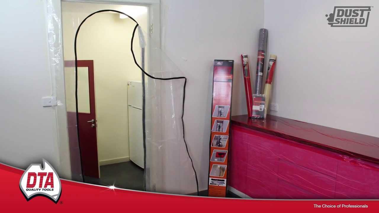 DTA Dust Shield Zip Door & DTA Dust Shield Zip Door - YouTube pezcame.com