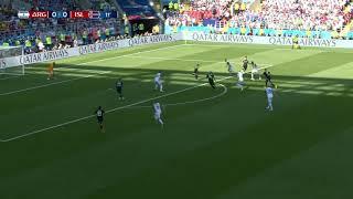 FIFA WORLD CUP  2018  ARG VS ISL HIGHLIGHTS