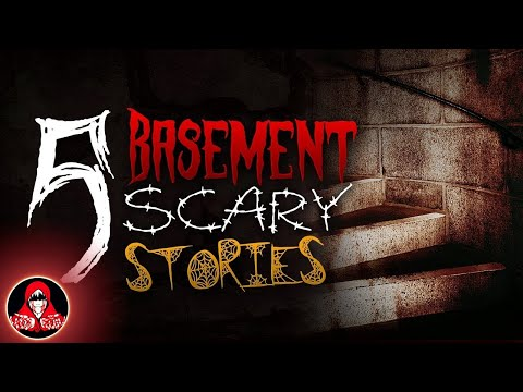 5 TRUE Basement Ghost Stories  Supernatural Encounters with REAL Demons and Ghosts