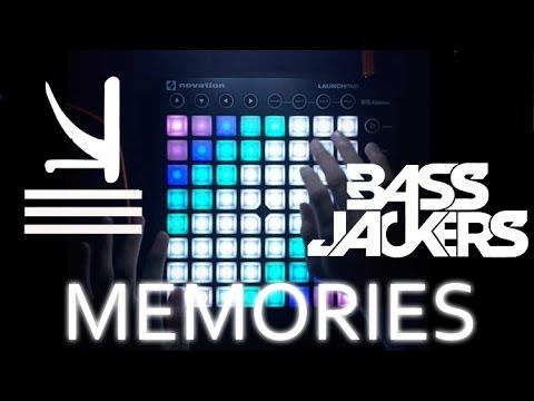 KSHMR & Bassjackers - Memories // Launchpad cover