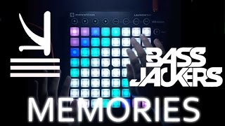 KSHMR Bassjackers Memories Launchpad Cover