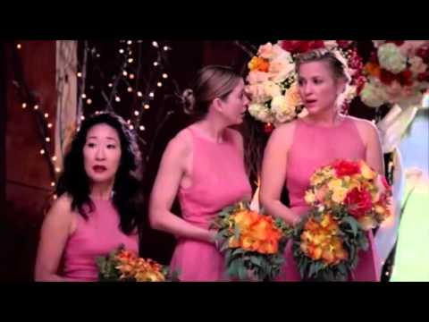 Jackson stops April's wedding  Greys Anatomy