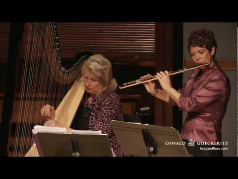 Crossing The Sweetwater - Classical Music - Best Original Flute & Harp Composition - Live Concert