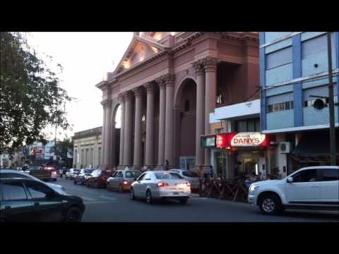 Recorrimos Concepción del Uruguay, Entre Rios, Argentina