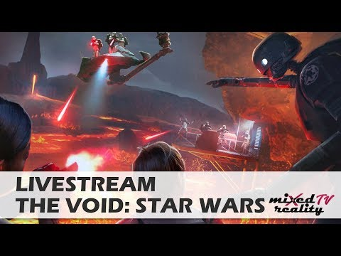 Holodeck VR - The Void: Star Wars - Secrets Of The Empire Premieres Tomorrow  in London & US