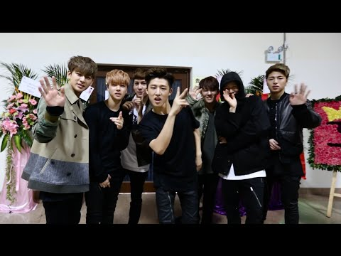 iKON - 'iKONTACT' BEHIND THE STAGE IN SHANGHAI
