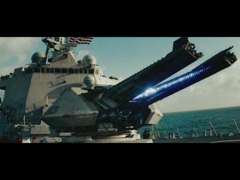 Experimental Weapons - Railgun Real Kinetic Energy Weapon