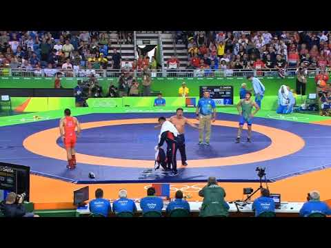 The Olympics wrestling controversy that led a Mongolian
