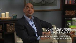 Conoce al Dr. John Agwunobi