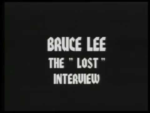 Bruce Lee's Only Surviving TV Interview, 1971