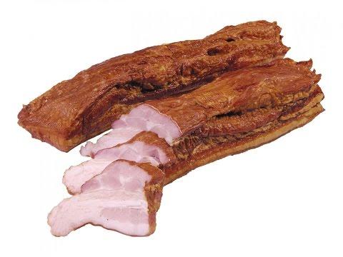 Балык из свинины