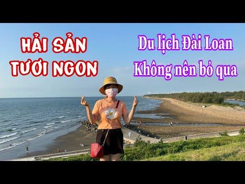 Cuộc sống Đài Loan | Du lịch Đài Loan | Tham quan cảng biển Vĩnh An