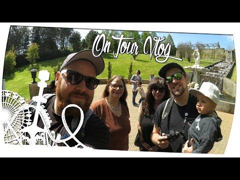 Mondo Verde/Snow World/Kermis Genk - OnTour Vlog