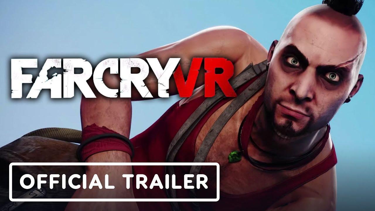 Far Cry VR - Official Announcement Trailer | Ubisoft Forward thumbnail