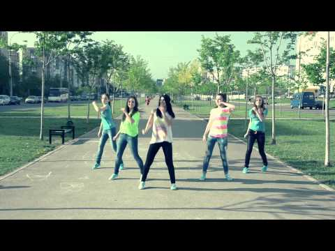 Jullie's Group - Macklemore Thrift Shop choreography by Savina Jullie