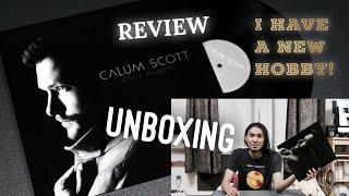 "Calum Scott ""Only Human"" (Vinyl LP Record) UNBOXING & Review"